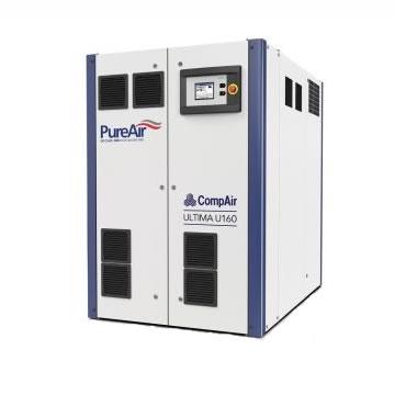 无油螺杆压缩机�C CompAir ULTIMA �C革命性的无油螺杆压缩机